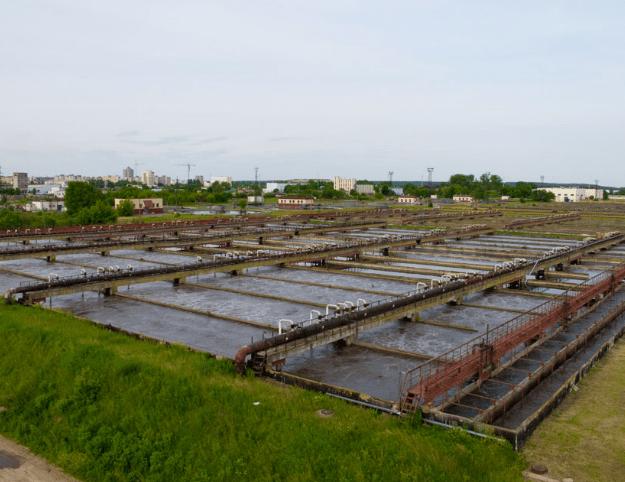 Система аэрации для рыбного хозяйства