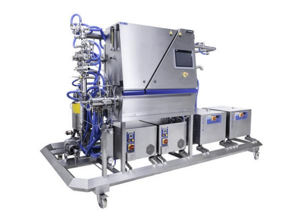 Система аэрации с фильтрацией и обогащением минералами