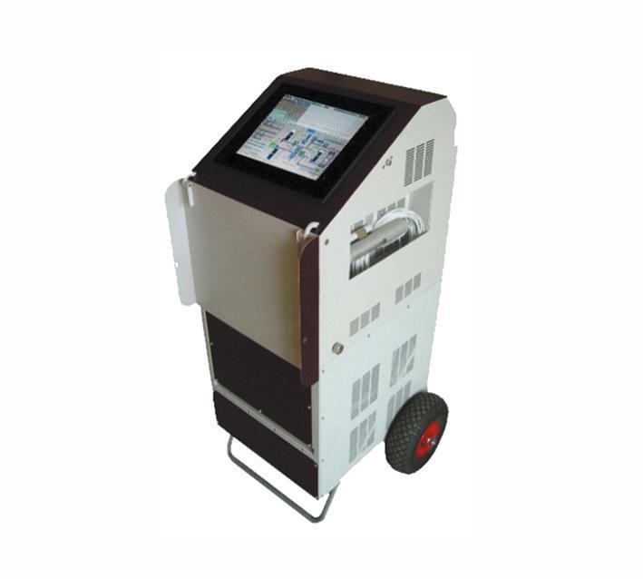 Течеискатель гелиевый со встроенным компьютером ТИ1-30