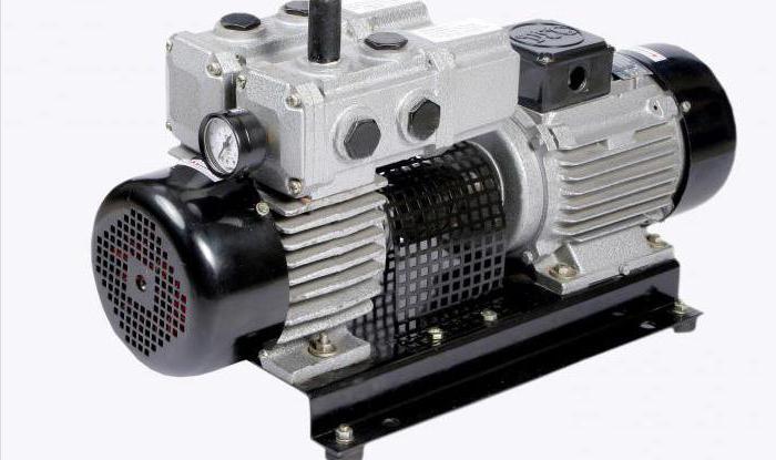 Роторный вакуумный насос для сушильных машин