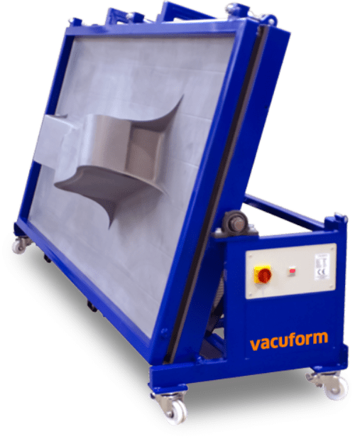 Мембранно-вакуумный пресс Columbus VACUFORM