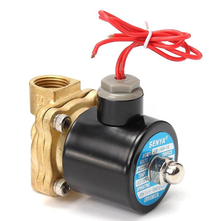 Вакуумный клапан для систем отопления