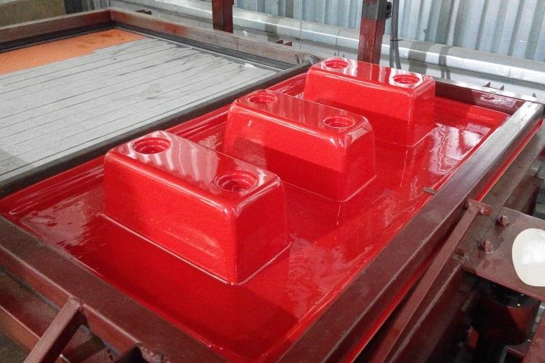 Процесс вакуумной формовки пластика