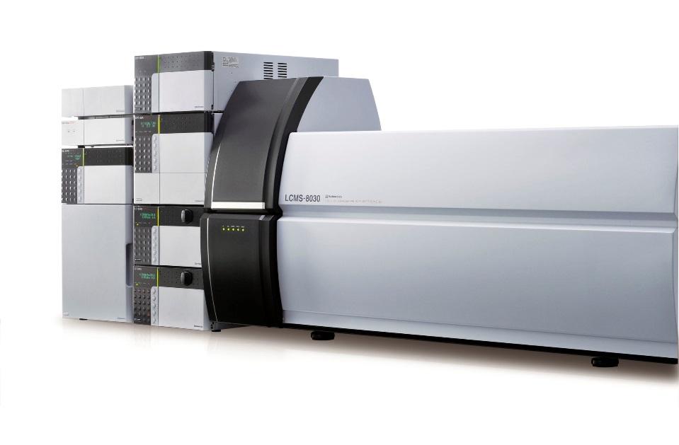 Жидкостный хромато-масс-спектрометр Shimadzu LCMS-8030