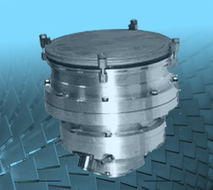 Насос вакуумный турбомолекулярный НВТ-100