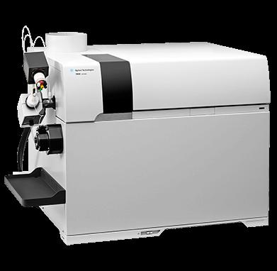 Квадрупольный масс-спектрометр с индуктивно-связанной плазмой Agilent 7800