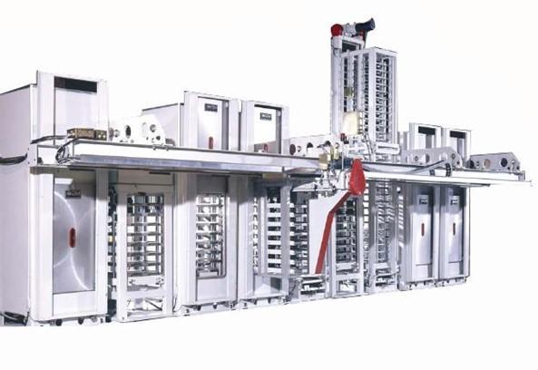 Система вакуумного прессования для панелей МДФ