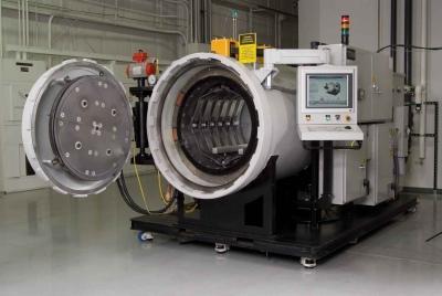 Вакуумная печь для проведения закалки в атмосфере нейтрального газа