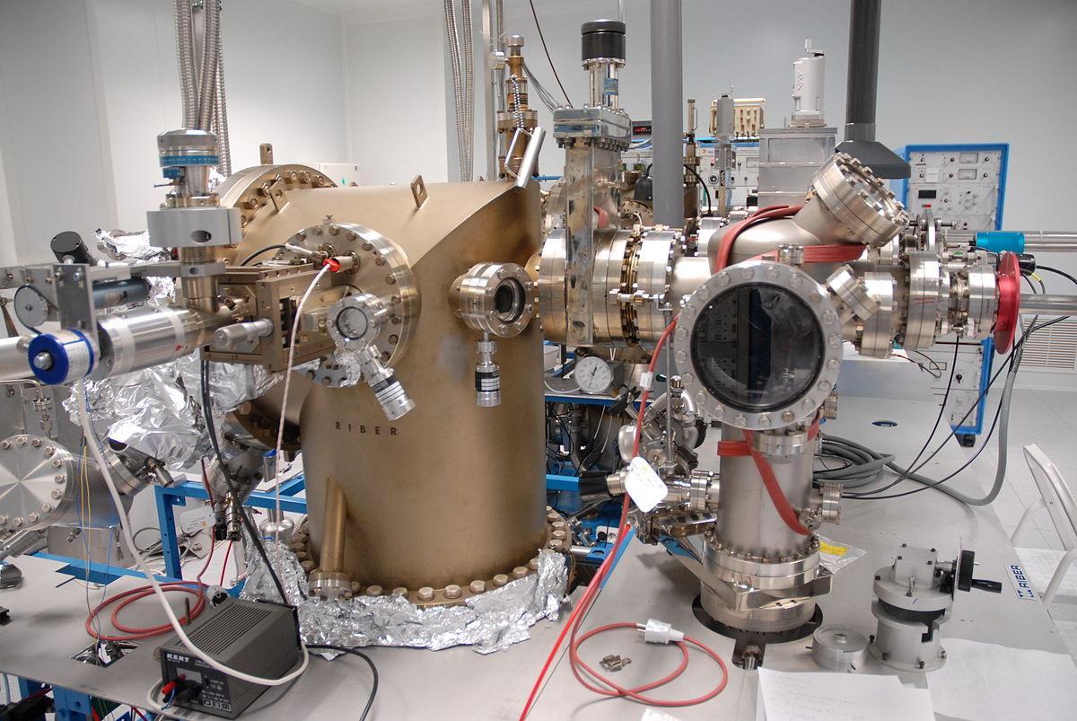 Оборудование для осуществления эпитаксиальных процессов