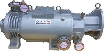 Винтовой вакуумный насос серии LKC
